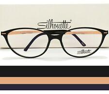 Silhouette Eyeglasses Frame TITAN ACCENT FR 1578 75 9020 56mm