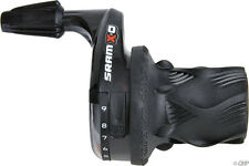 SRAM X.0 9 speed Rear Twist Grip Shift Shifter Right XO X0