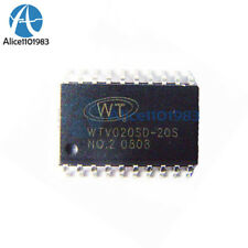 Music Sound CHIP SOP-20 WTV020-SD WTV020SD WTV020SD-20S