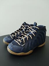 Nike Foamposite Little Posite Pro Midnight Navy Size 3Y 723946-405