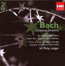 Elly Ameling - Bach: Christmas Oratorio (NEW 2 x CD)