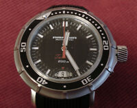 Wrist Amfibia Turbine Automatic Mechanical Men Fashion Watch VOSTOK 230701