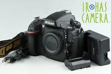 Nikon D800 Digital SLR Camera #11661D4