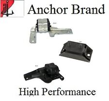3 PCS Motor & Trans. Mount For 1997-2003 Ford F150 4WD 4.6L Auto Trans.