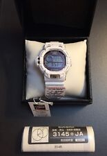 Casio G-Shock Riseman Men In Ice White GW-9200PJ-7JF Japan Model *RARE*