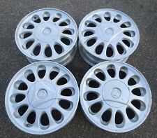 4 x Alufelgen für Mazda 626 , Premacy , MPV,Xodos 6  6JJx15 5x114,3 ET50  #9203