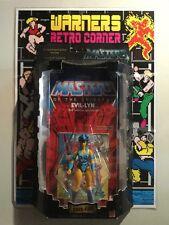 Motu he man masters universe evil lyn commerative action figure moc toy figure