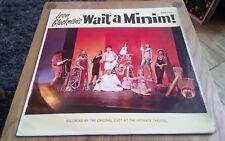 Leon Cluckmans Wait A Minim! MONO Vinyl LP Gallotone South Africa GALP1221 RARE