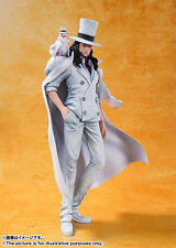 (P) BANDAI FIGUARTS ZERO ROB LUCCI ONE PIECE FILM GOLD VER. PVC FIGURE