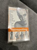 Trainspotting  Original Soundtrack CASSETTE TAPE  Underworld Leftfield Iggy Pop