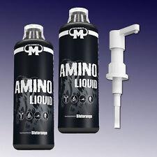 Mammut Amino Liquid (11,25�'�/Liter)  2 x 1000ml Flasche + 1 Dosierpumpe