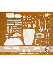 DETAIL UP RESIN ENGINE KIT 1/24 for FUJIMI FERRARI 330P4