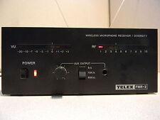 Telex FMR-2 True Diversity Wireless Microphone Receiver 171.825 MHz