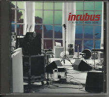 INCUBUS I wish you Were here PROMO DJ CD Single LYRICS