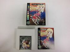 GB -- Super Doll Rika Chan -- Box. Game Boy Color, JAPAN Nintendo. Work fully!