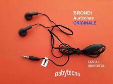 BRONDI Amico N° UNO N. 1 Cuffie Auricolari+Microfono Originale Stereo Auricolare