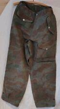 More details for ww2 german panzer splinter camo trousers size 32-34 waist.