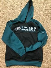 NFL PHILADELPHIA EAGLES SWEATSHIRT YOUTH M 10-12 black Fan gear