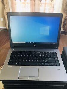 Hp probook 645 g1,8gb ram,320gb hdd,windows 10pro