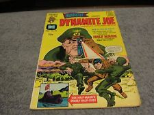 Harvey Thriller Waterfront Presents Dynamite Joe #38