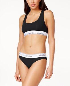 CK Calvin Klein Women's Cotton Bikini Set