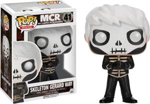 My Chemical Romance - Gerard Way The Black Parade Skeleton Vinyl + POP PROTECTOR