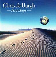 (CD) Chris de Burgh - Footsteps - American Pie, Turn, Turn, Turn, Africa, u.a.