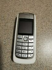 Nokia 6020 - Silver grey (Unlocked) Mobile Phone (Polyphonic Rings)