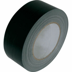 Duct Gaffer Heavy Duty Waterproof Cloth Tape 50mm x 50m Silver Black White Red