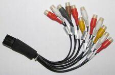 ZENEC ZE-MC2000 Connection Cable Audio N-ZEMC2000-ISO2