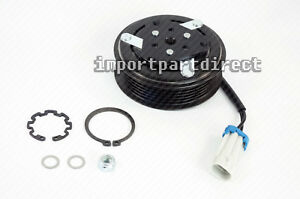A/C Compressor CLUTCH KIT for Buick Encore 2013-2016 1.4 Liter (without SENSOR)