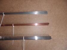 Barrette saldatura Tig  acciaio al carbonio inox 308 e alluminio almg5