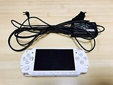 "PSP ""Playstation Portable"" Ceramic White (PSP - 2000CW) Sony game Japan F/S"