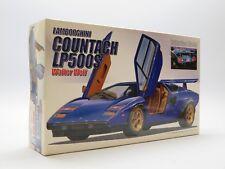 Fujimi 082493 Lamborghini Countach LP500S Walter Wolf 1:24