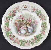 Royal Doulton Brambly Hedge Summer Bread & Butter Plate 6369400