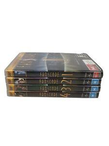 Farscape  Season 1 - 4   DVD Box Set  Region 4 Aus Seller . Rare