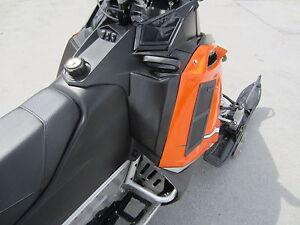 WRP Mountain Assault Knee Pads 2011-2015 Polaris Pro RMK