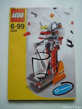 LEGO Notice Instruction / 4093 Wild Wind-Up