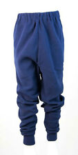 Manbi micro-pile Livello Base Leggings termico-Blu Scuro/Bambini (5-6 anni)