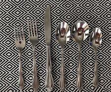Oneida Community Stainless Chatelaine-Betty Crocker 6 Piece Place Setting (x10)
