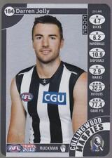 2013 Teamcoach Silver Code Card -  Darren Jolly