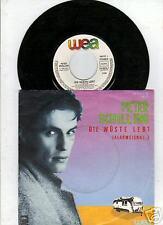 Deutsche Pop Interpreten Vinyl-Schallplatten mit 45 U/min auf
