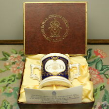 Royal Crown Derby Loving Cup - Marriage Prince Charles & Diana Ltd Ed 696/1500