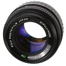 Fuji X-Fujinon 50 mm 1.6 DM Lens  (Réf#R-062.)