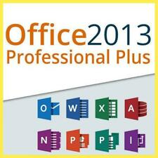 Microsoft Office Professional Plus 2013 - Downloadlink - Key  (Deutsch) 32+64Bit