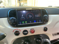 "7"" Android 10 Car GPS Radio Stereo Head unit for Fiat F500 2008-2015 Carplay"