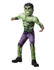 "Hulk Kids Dlx Avengers Assemble Costume,Large,Age 8-10 years,HEIGHT 4' 8"" -5'0"""