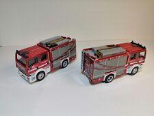 MAN TGM 15.250 Vigili Del Fuoco Scala H0 1:87 Herpa Feuerwehr Wiking