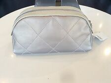 Chanel NWT Cosmetic Make Up Pouch Case Pick Up @ LA Store