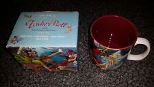 More details for disney classics boxed mug from 2002 tinker bell peter pan